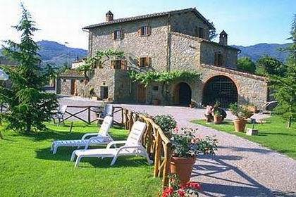 Agriturismo I Pagliai, Cortona - Link to our official agency